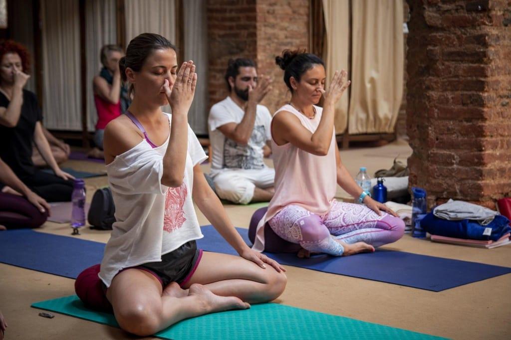 Curso profesor yoga