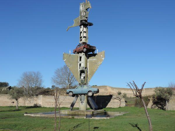 Excursión a los Barronchuelos en Cáceres, España