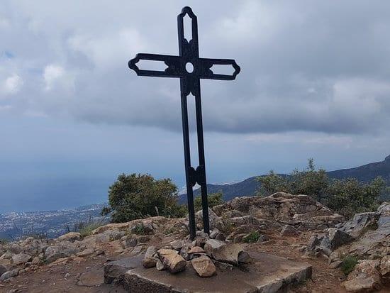 Senderismo de iniciación Cruz del Juanar Málaga, España