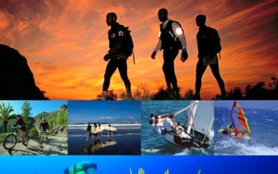 Vacances après COVID-19. Aide au tourisme national