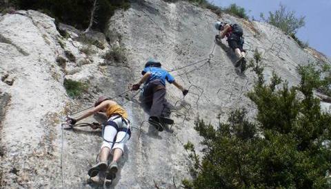 Curso iniciación a la escalada en Almería