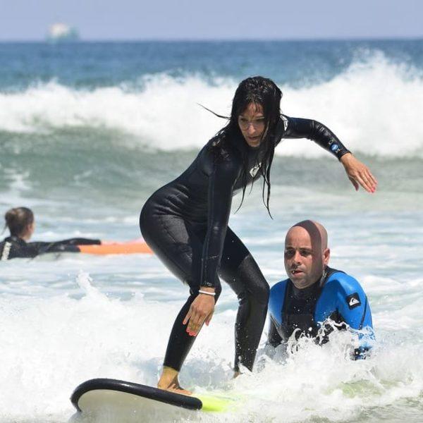 Curso de surf fin de semana Playa de Somo, Cantabria