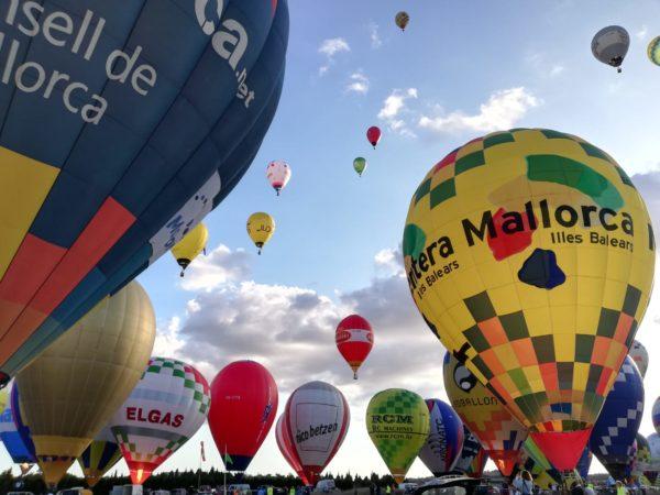 Vuelo en globo para pequeñas familias, Mallorca, España