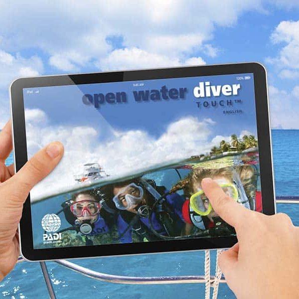 Buceo PADI Open Water Diver La Herradura (Granada)