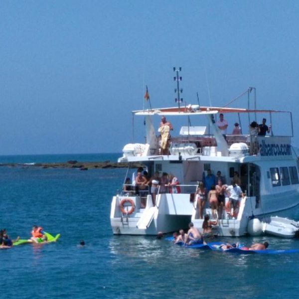 Excursión Catamarán Experience Sancti Petri, Chiclana, Cádiz, España