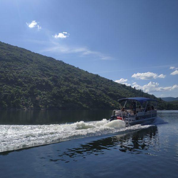 Paseos en barco al Meandro Melero, Cáceres, España