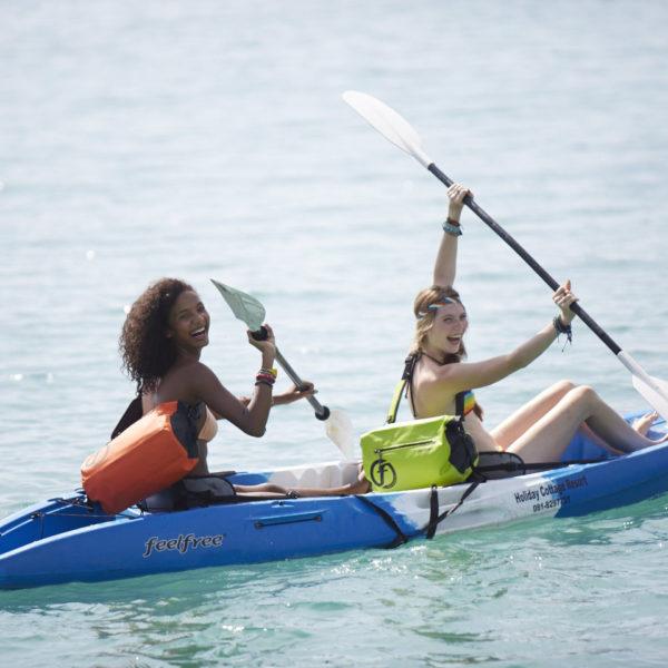 Descubre el kayak en Iznajar