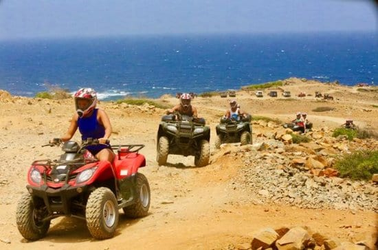 Alquiler de quads en Menorca, España