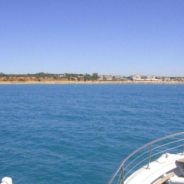 Catamarán a Playa Barrosa y Novo Sancti Petri, Cádiz, España
