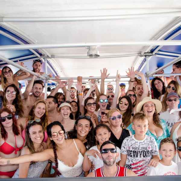 Boat Party Alicante, España