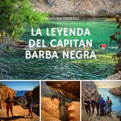 Caza del tesoro La leyenda del capitán en tierra y agua en Sant Felíu de Guixols, Girona, España