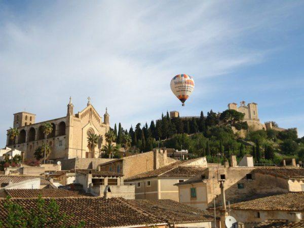 Vuelo en globo Mallorca, Islas Baleares, España