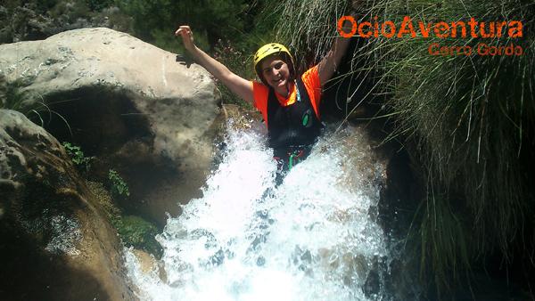 Rafting + Barranquismo en Río Verde (Granada)