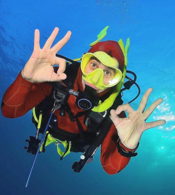 Curso iniciación buceo Open Water Diver Almería, San José Níjar, España