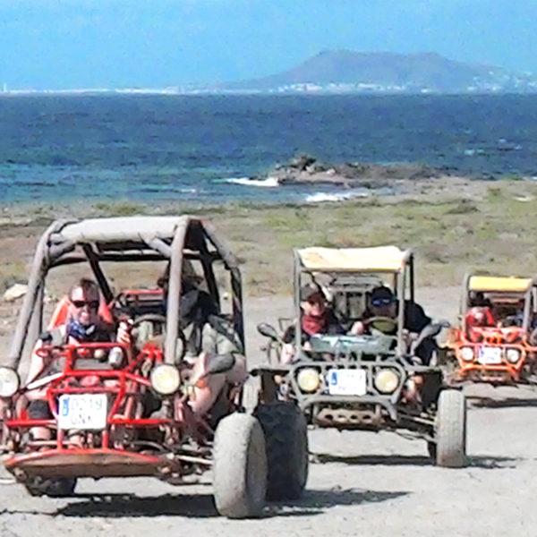 Quad & Buggy Safari in Corralejo