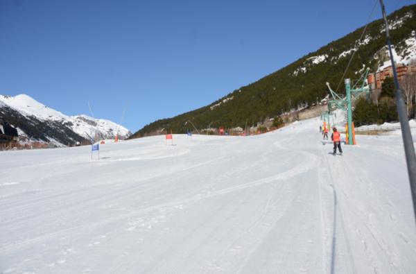 Clases privadas 2 horas esquí Canaro, Andorra