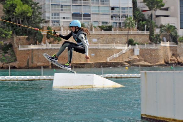 Curso de wakeboard en Benidorm, Costa Blanca, España
