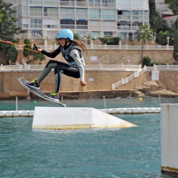 Curso de wakeboard (1,5 h o 4h) en Benidorm, Costa Blanca, España