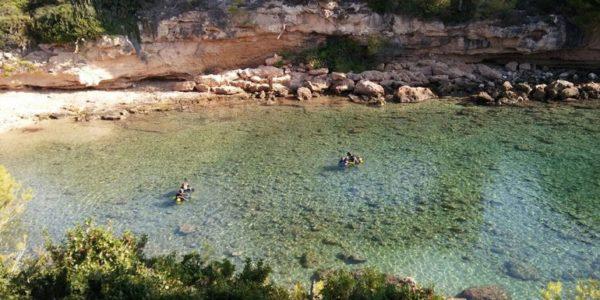 Bono 10 inmersiones buceo La Herradura, Granada, España