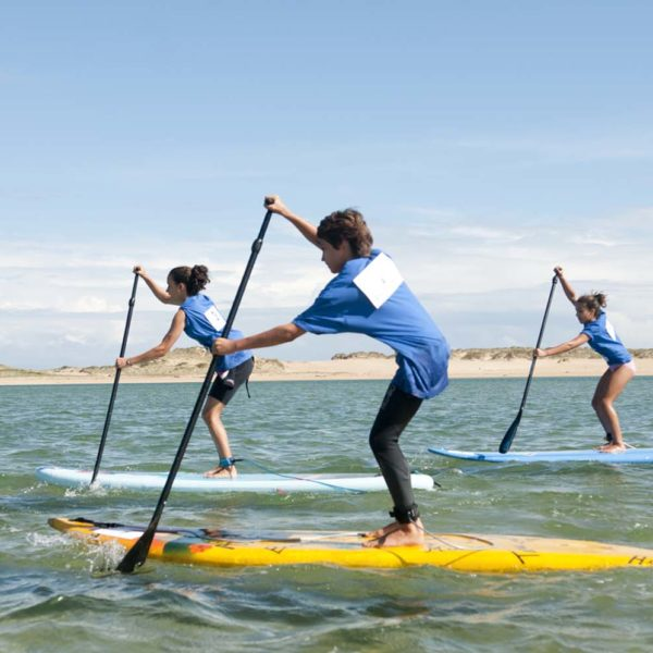 Clases de SUP/Paddlesurf perfeccionamiento en San Vicente de la Barquera, Cantabria