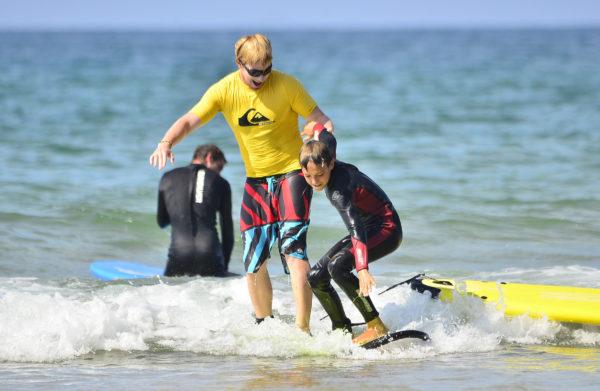 Curso de Surf 7 dias Playa Somo, Cantabria