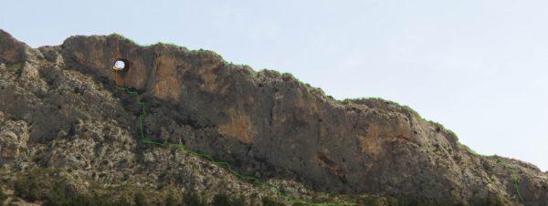 Multiaventura escalada en Alicante, España