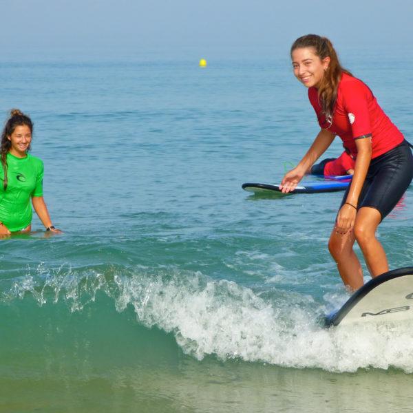 Surf en Cadiz