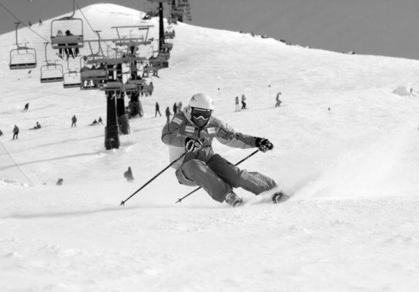 Clases particulares de esquí en Madrid, Valdesquí, España