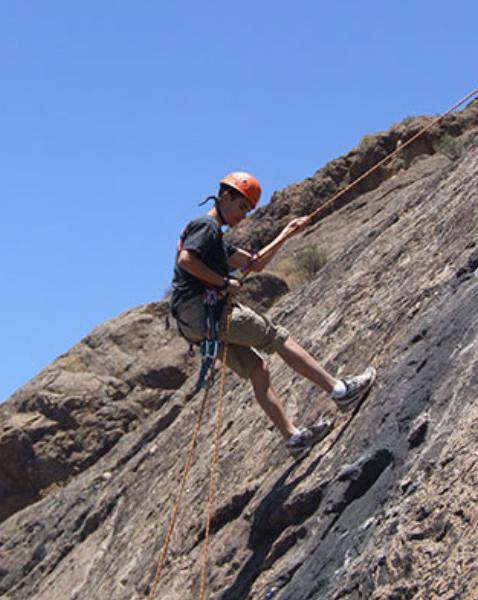Escalada en Gran Canaria, España