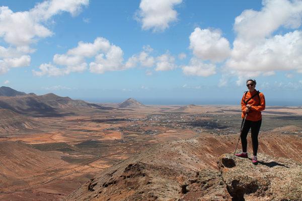 Senderismo 'La ruta de los camellos' en Fuerteventura, Las Palmas, España