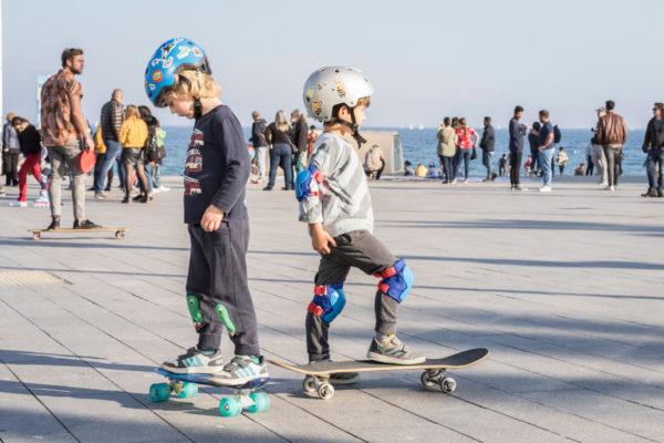 Clases Particulares de Skate, Barcelona, España
