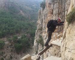 Curso iniciación a la escalada en Almería, España