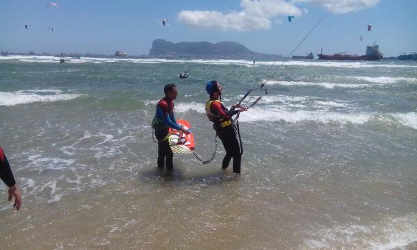 Curso de kitesurf Privado en Tarifa, Cádiz, España