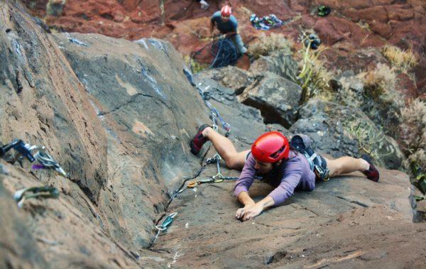 Escalada y Rapel en Tenerife, España