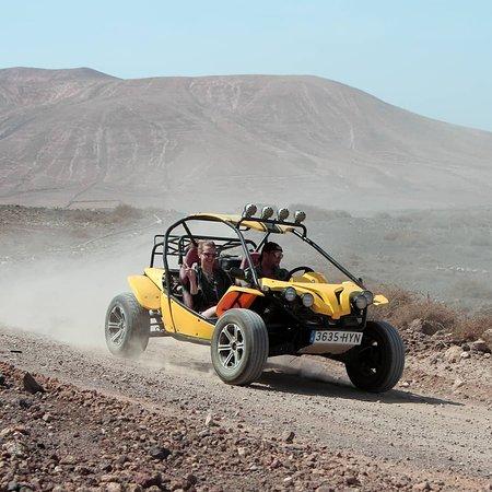 Ruta Big Buggy 1100cc Corralejo, Fuerteventura, España