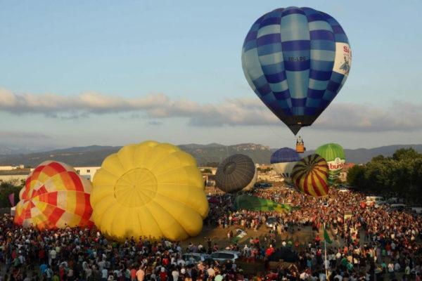 Vuelo en Globo Privado para 4 a 6 Personas en Ibiza, España