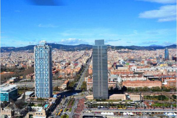 Paseo en Helicóptero por Montserrat, Barcelona, España