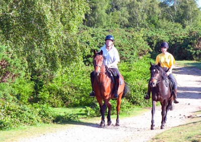 Rutas a caballo La Pedriza, Sierra de Madrid, España