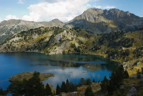 Viaje de senderismo en el Pirineo y Costa Brava, España