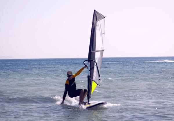 Curso Privado Windsurfing 1 hora en Tarifa, Cadiz, España