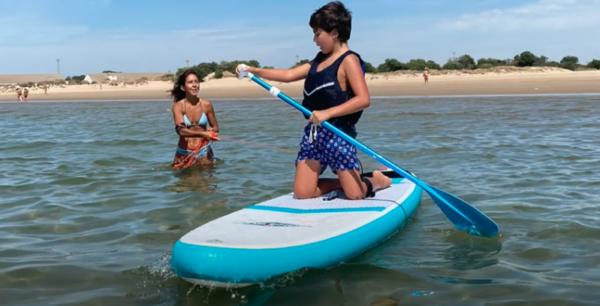Curso de Paddle Surf en El Puerto de Santa María, Cádiz, España