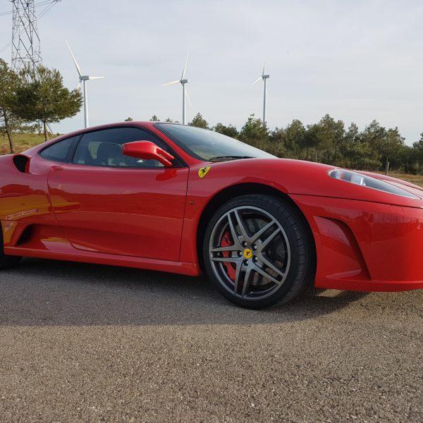 Ruta en Ferrari 20km