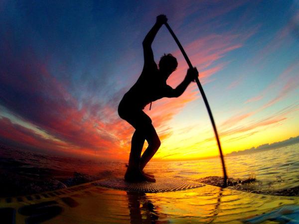 Alquiler paddle surf en Fuengirola, Málaga, España