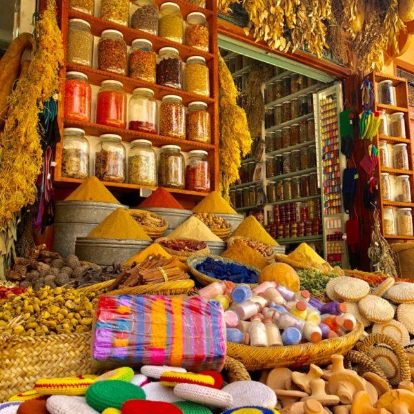 Excursión por Marruecos