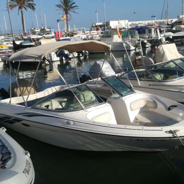 Alquiler barco en Marbella, Sea Ray, Málaga, España