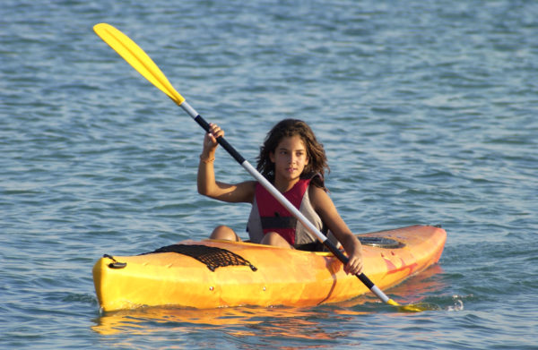 Alquiler kayak doble en Fuengirola, Málaga, España