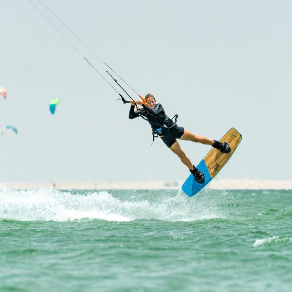 Curso de kitesurf en Dakhla, Marruecos