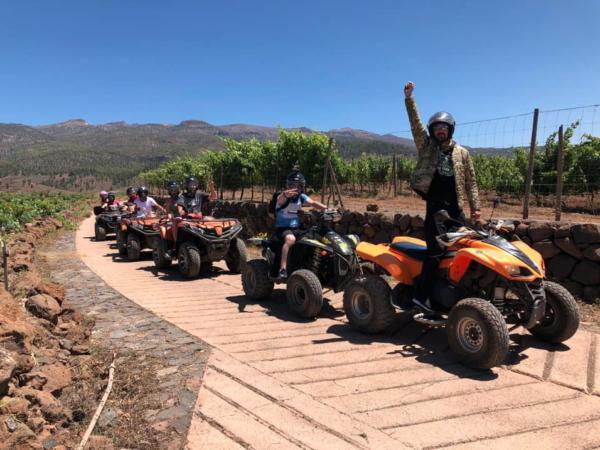 Excursión Teide explorer en quad Costa Adeje, Tenerife, España