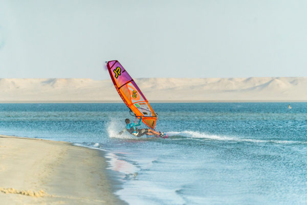 Curso windsurf en Dakhla, Marruecos