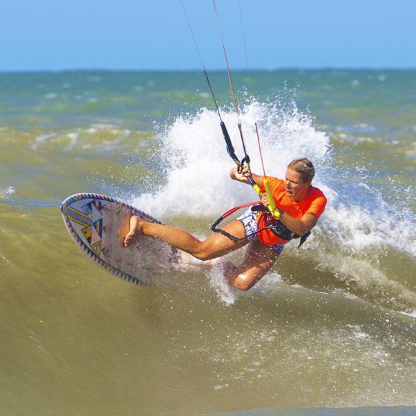 Curso kitesurf intermedio en Cumbuco, Brasil